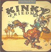 Kinky Friedman - Lasso from El Paso
