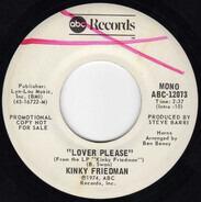 Kinky Friedman - Lover Please