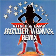 Kitsch & Camp - Wonder Woman