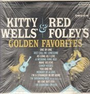 Kitty Wells & Red Foley - Golden Favorites