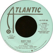 Kix - Body Talk