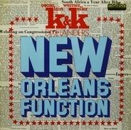 K & K Dixielanders - New Orleans Function