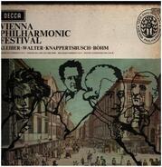 Kleiber, Walter, Knappertsbusch a.o. - Vienna Philharmonic Festival