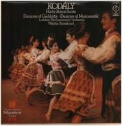 Kodály - Hary Janos Suite, Dances of Galanta, Dances of Marosszek