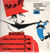 Kodaly - Háry János Suite · Marrosszék Dances · Galánta Dances