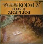 Kodály - Piano Music Complete