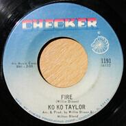 Koko Taylor - Fire / Insane Asylum