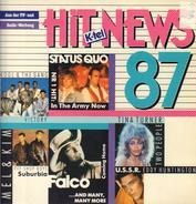 Kool & The Gang, Pet Shop Boys, Tina Turner, A.O. - Hit News 87