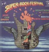 Omega, Kraan, Nektar - Super-Rock-Festival