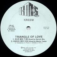 Kreem - TRIANGLE OF LOVE