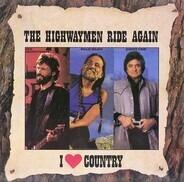 Kris Kristofferson , Willie Nelson , Johnny Cash - The Highwaymen Ride Again