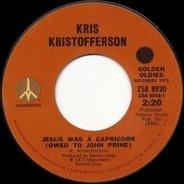Kris Kristofferson - Why Me / Jesus Was A Capricorn