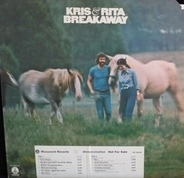 Kris Kristofferson & Rita Coolidge, - Breakaway
