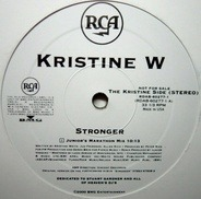 Kristine W - Stronger