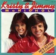Kristy & Jimmy McNichol - He's So Fine / He's A Dancer