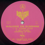 Krush - Walking On Sunshine