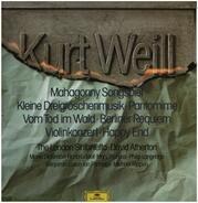 Kurt Weill - Mahagonny Songspiel, Kleine Dreigroschenoper, ua,, London Sinfonietta, David Atherton
