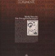 Kurt Weill , Bertolt Brecht - Dokumente - Die Dreigroschenoper - Auszüge