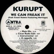 Kurupt - We Can Freak It (East Coast Remix)