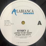 Kynky J. - Listen To My Heart