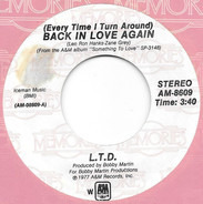 L.T.D. - (Every Time I Turn Around) Back In Love Again