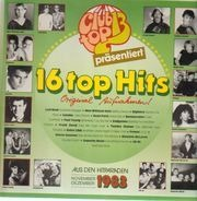 Laid Back, Men Without Hats a.o. - 16 Top Hits, November/Dezember 1983