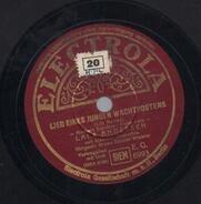 Lale Andersen - Lied eines jungen Wachtpostens (Lili Marlen) / Drei rote Rosen (Gedenken)