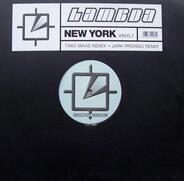 Lambda - New York (Vinyl 1)