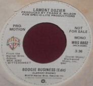 Lamont Dozier - Boogie Business (Edit)