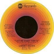 Lamont Dozier - Let Me Start Tonite