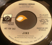 Larry 'Jinx' Alexander - Greenville Woman