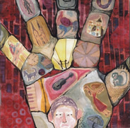Lars Hollmer - With Floury Hand (Sketches)