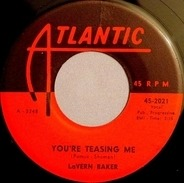 LaVern Baker - You're Teasing Me / I Waited Too Long