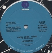 Lawrence - Look, Look