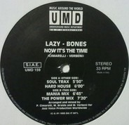 Lazy - Bones - Now It's The Time
