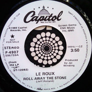 Le Roux - Roll Away The Stone
