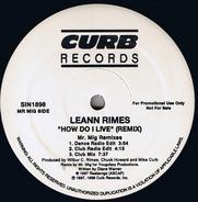 LeAnn Rimes - How Do I Live (Remix)