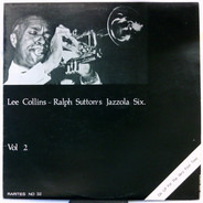 Lee Collins - Ralph Sutton Jazzola Six - Vol.2