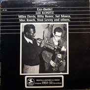 Lee Konitz , Miles Davis , Billy Bauer , Sal Mosca , Max Roach , Stan Levey - Ezz-thetic!