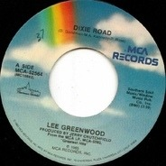 Lee Greenwood - Dixie Road