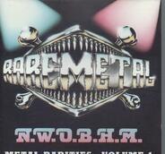 Legend / Praying Mantis / Mythra a.o. - N.W.O.B.H.M. - Metal Rarities Volume 1