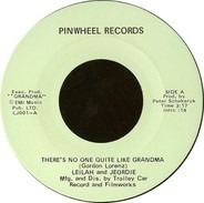 Leilah And Jeordie - There's No One Quite Like Grandma