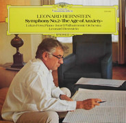 Leonard Bernstein , Israel Philharmonic Orchestra - Symphony No. 2 »The Age Of Anxiety«
