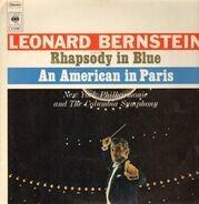 Leonard Bernstein / Gershwin - Rhapsodie in Blue, An American in Paris