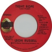 Leon Russell - Tight Rope / This Masquerade