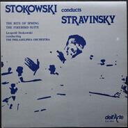 Stravinsky (Stokowski) - The Rite Of Spring / The Firebird Suite