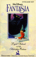 Leopold Stokowski And The The Philadelphia Orchestra - Walt Disney's Fantasia (Remastered Original Soundtrack Edition)