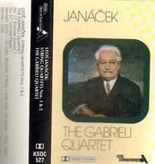 Janáček - String Quartet No. 1 (Kreutzer) / String Quartet No. 2 (Intimate Pages)