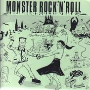 Leroy Bowman, Round Robin, Tommy Roe - Monster Rock'N'Roll
