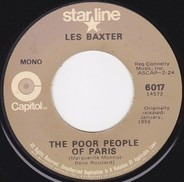 Les Baxter - The Poor People Of Paris / April In Portugal